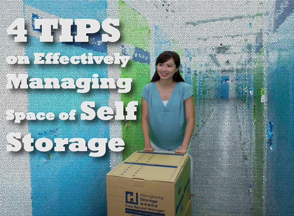 4 Tips on Effectively Managing Space of Self Storage
