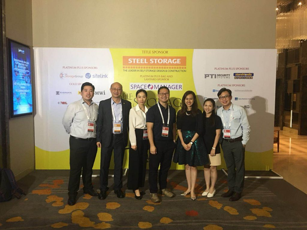 Hongkong Storage Fully Supported Self Storage Expo Asia 2018