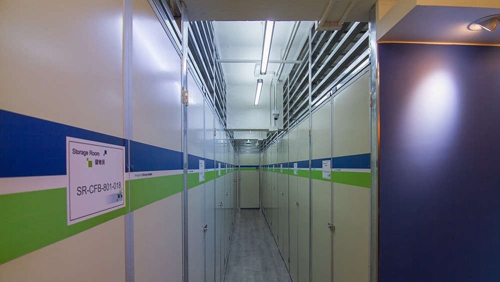 Sai Wan Self Storage